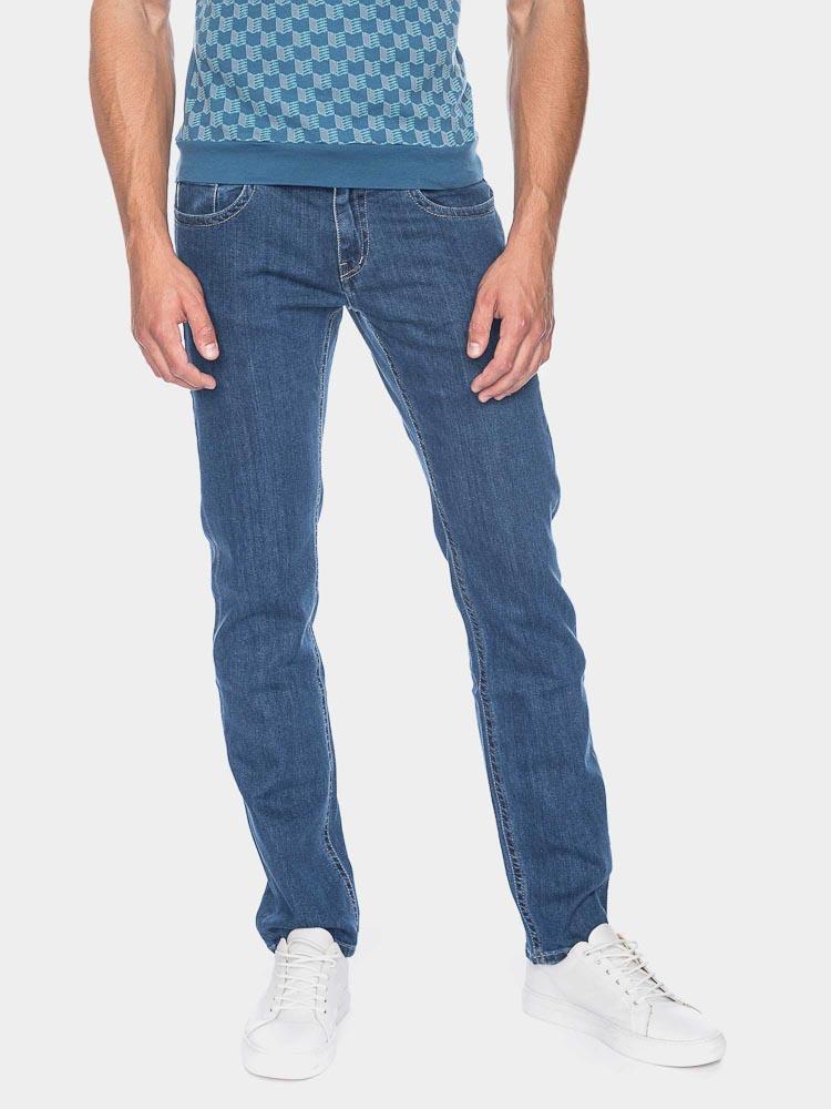 ATO Berlin   Jeans Slim Fred Assama, usd biokatoen