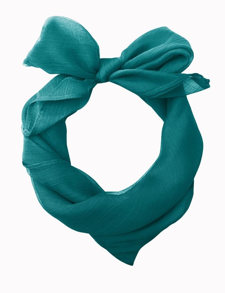 Sjaal Gradiation Emerald