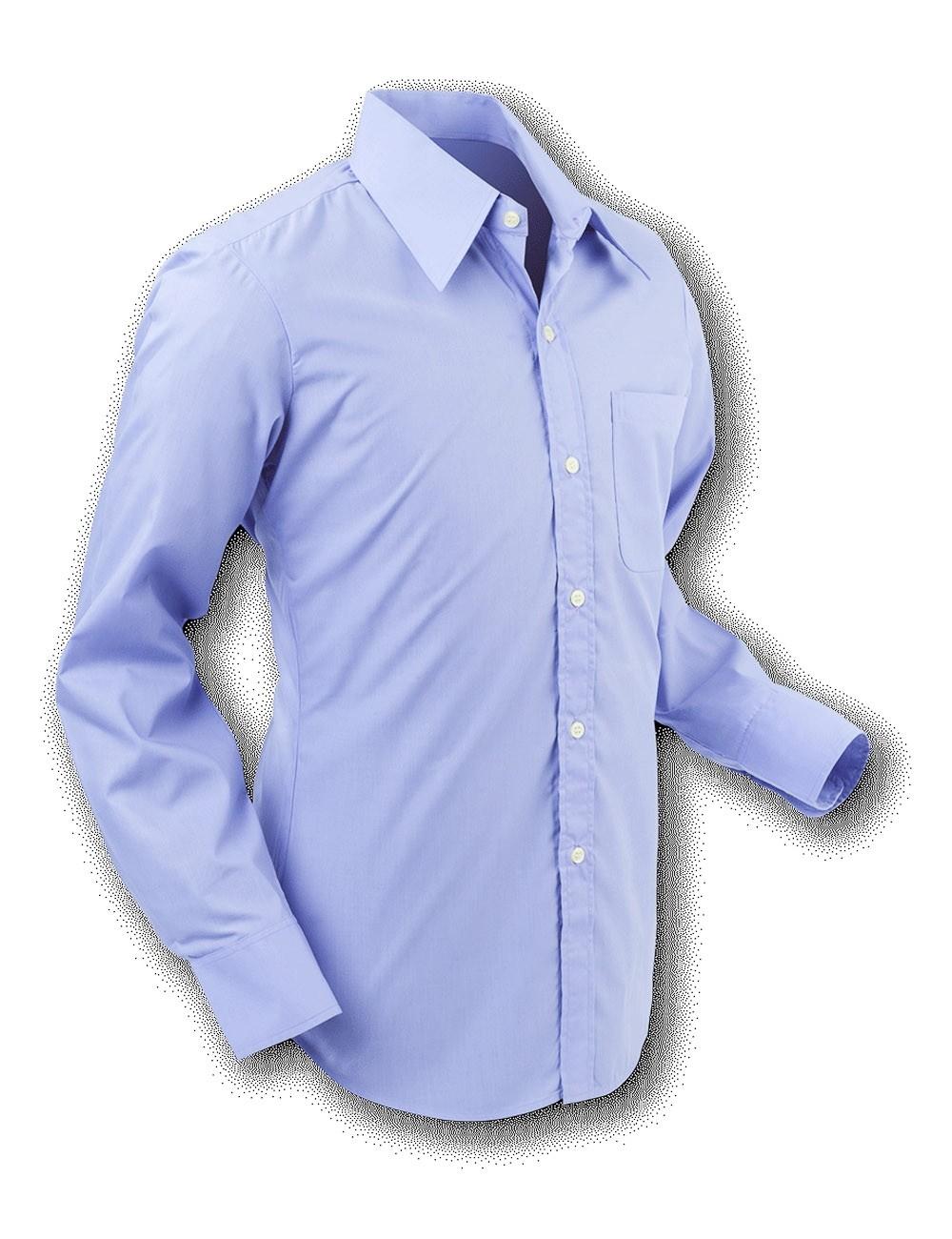 Chenaski | Overhemd 70s Basic Lilac
