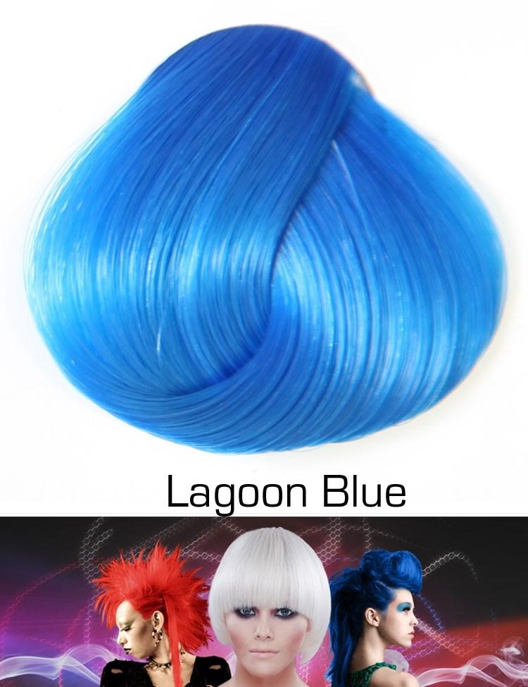 Semi Permanente Haarverf Lagoon Blue