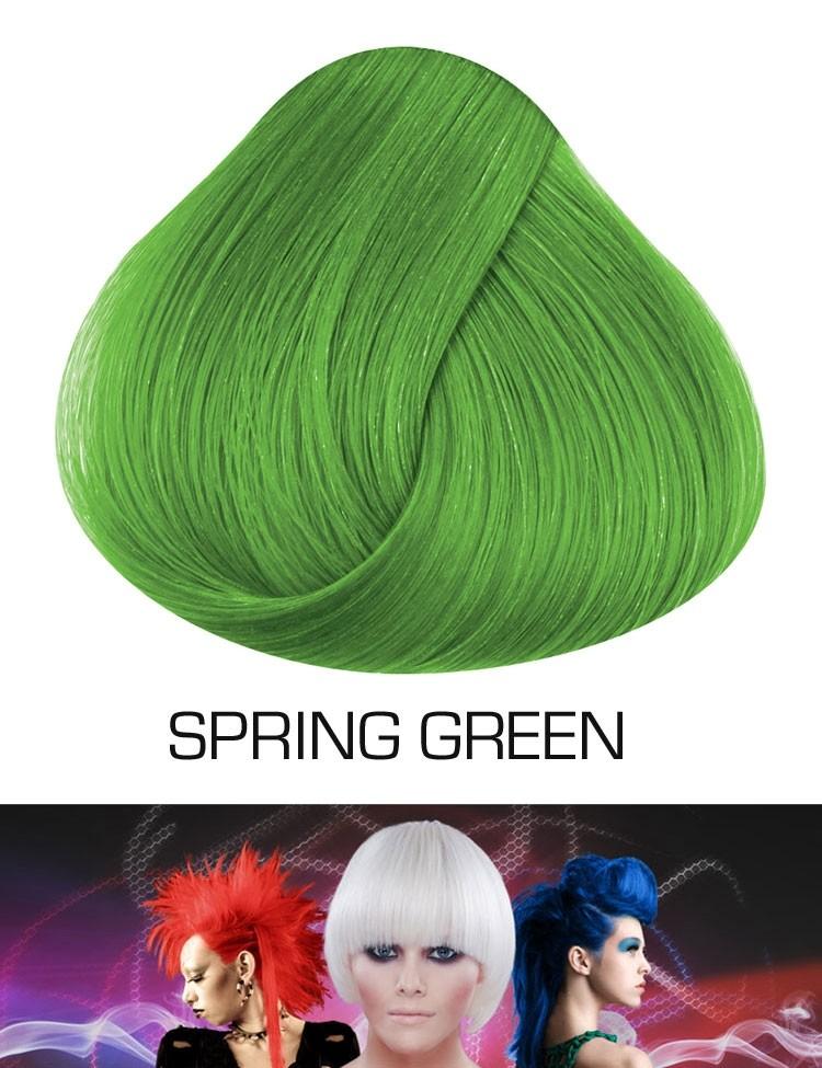 Semi Permanente Haarverf Spring Green
