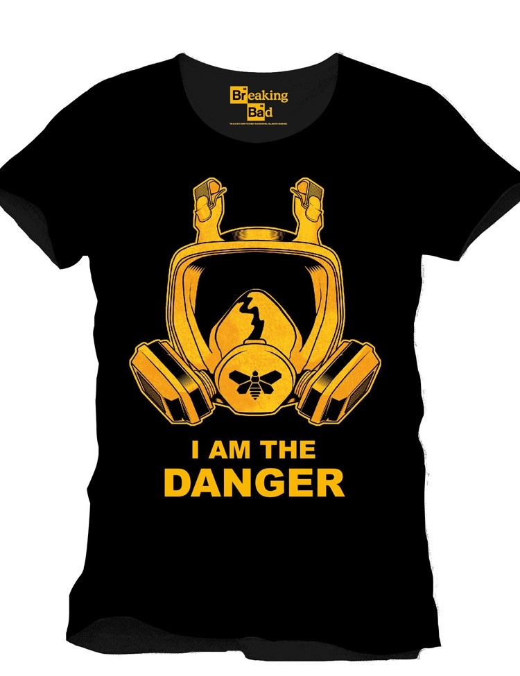 T-shirt I am the Danger Breaking Bad