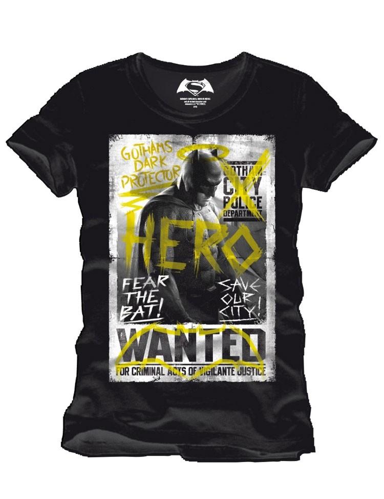 T-Shirt Batman Anti Hero