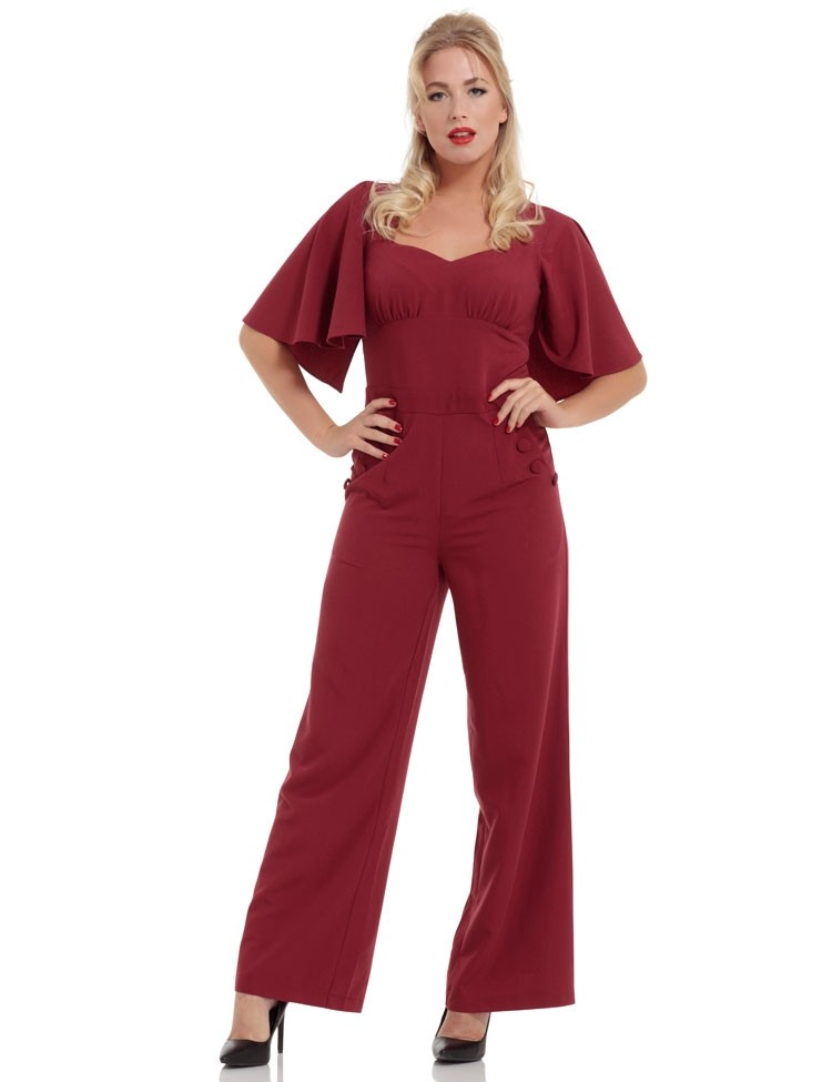 Jumpsuit Zoey Rood