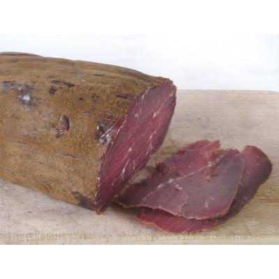Foto van Nagelhout gedroogde rundvleesmuis