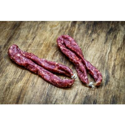 Foto van Drentse slagers metworst
