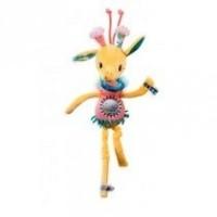 Foto van Lilliputiens Zia dansende giraf rammelaar