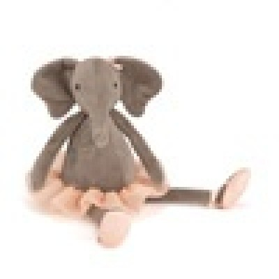 Jellycat Dancing Darcey Elephant large