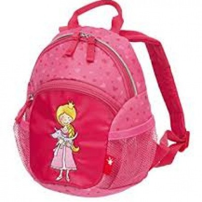Sigikid Backpack small Pinky Queeny