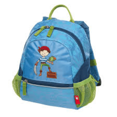 Sigikid Backpack small Sammy Samoa