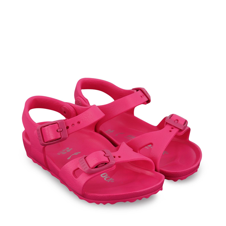 Afbeelding van Birkenstock 1015463 kinder sandalen kinder sandalen