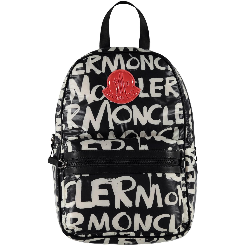 Afbeelding van Moncler MO0061200 kindertas zwart