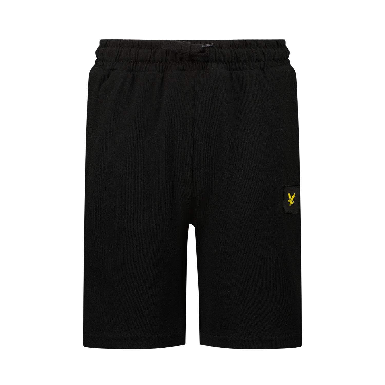 Afbeelding van Lyle & Scott LSC0994 kinder shorts zwart