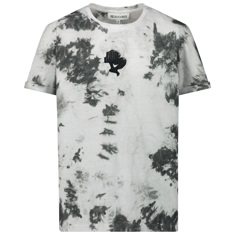 Afbeelding van Reinders G2053 kinder t-shirt zwart