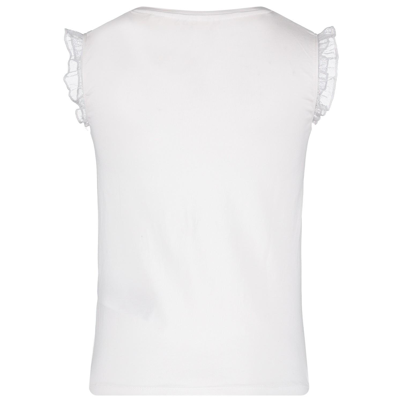 Afbeelding van Guess K92I06 kinder t-shirt wit
