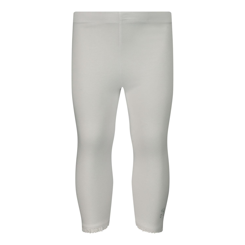 Afbeelding van Tartine et Chocolat TS24011 baby legging wit