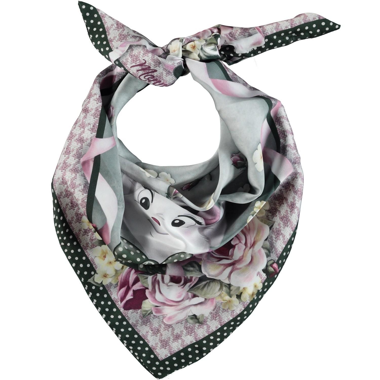 Afbeelding van MonnaLisa 192008 kinder foulard roze