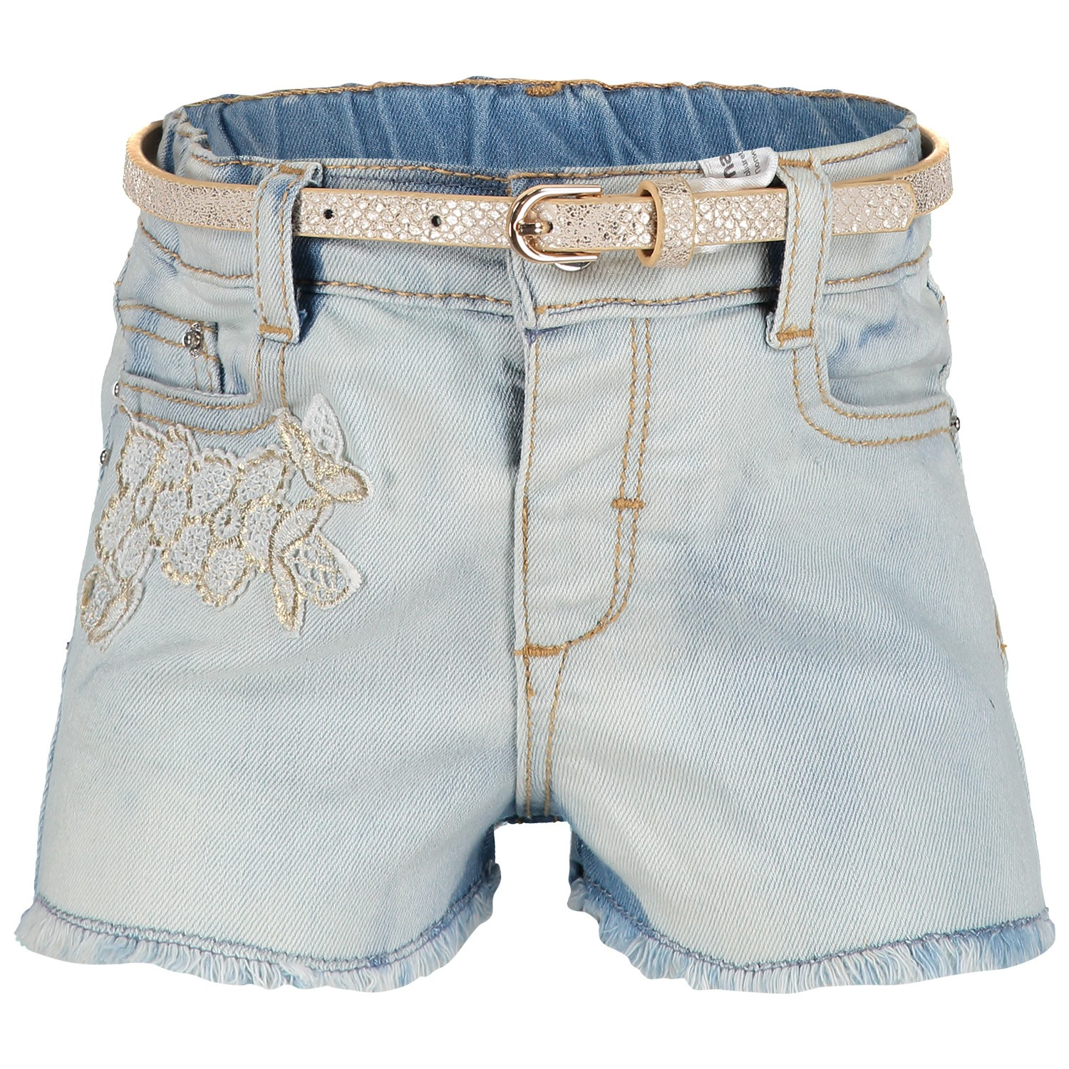Picture of Mayoral 1226 baby shorts jeans