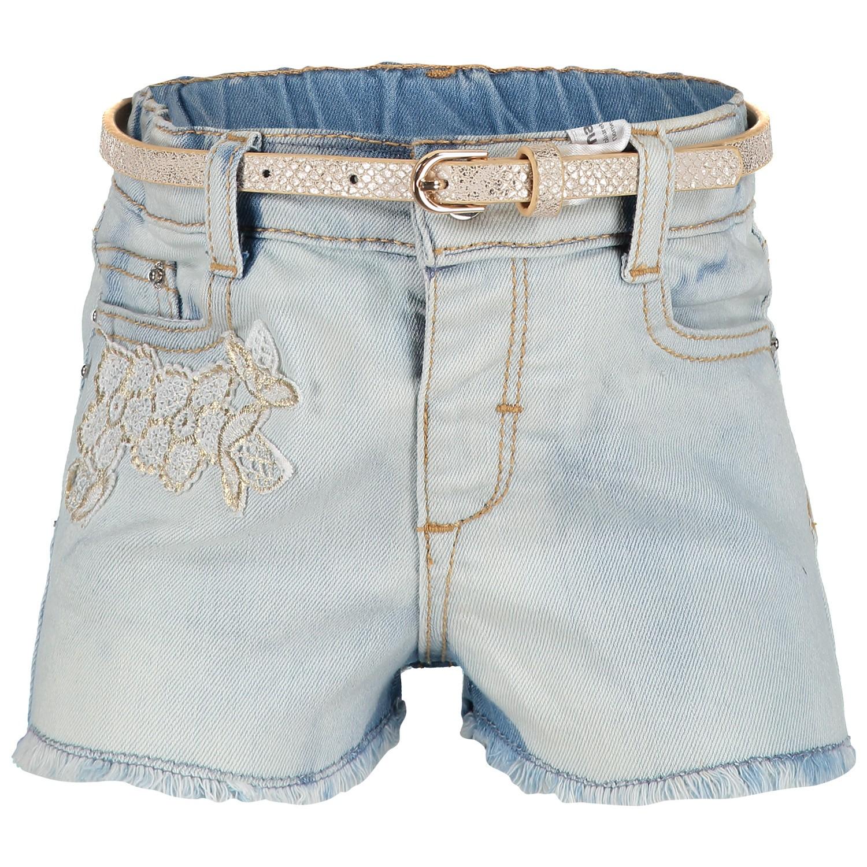 Afbeelding van Mayoral 1226 Joggingshorts jeans
