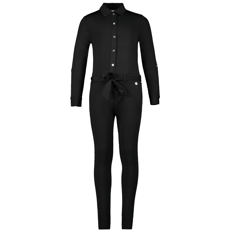 Afbeelding van Jacky Girls JGFW19132 kinder jumpsuit zwart