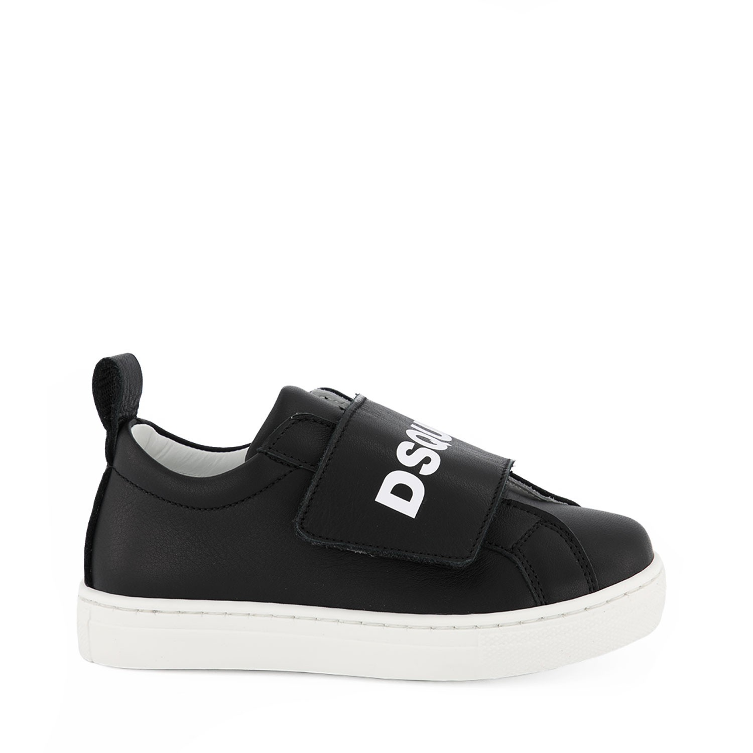 Picture of Dsquared2 63454 kids sneakers black