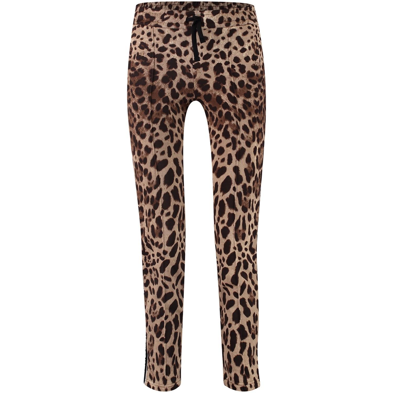 Afbeelding van Dolce & Gabbana L5JP4C kinderbroek panter