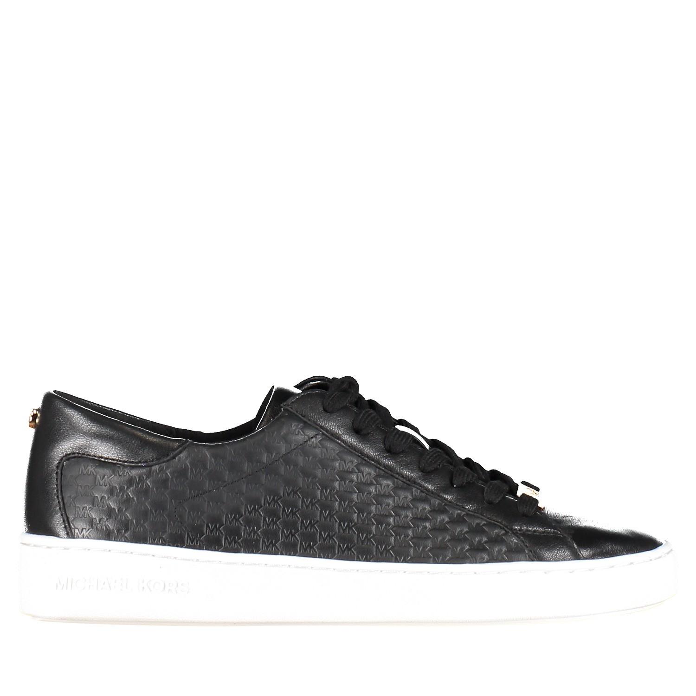 Afbeelding van Michael Kors 43R5COFP2L dames sneakers zwart