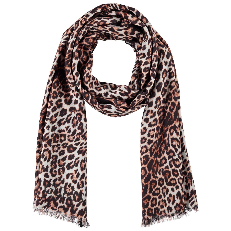 Afbeelding van Guess AW8023VIS03 dames sjaal panter