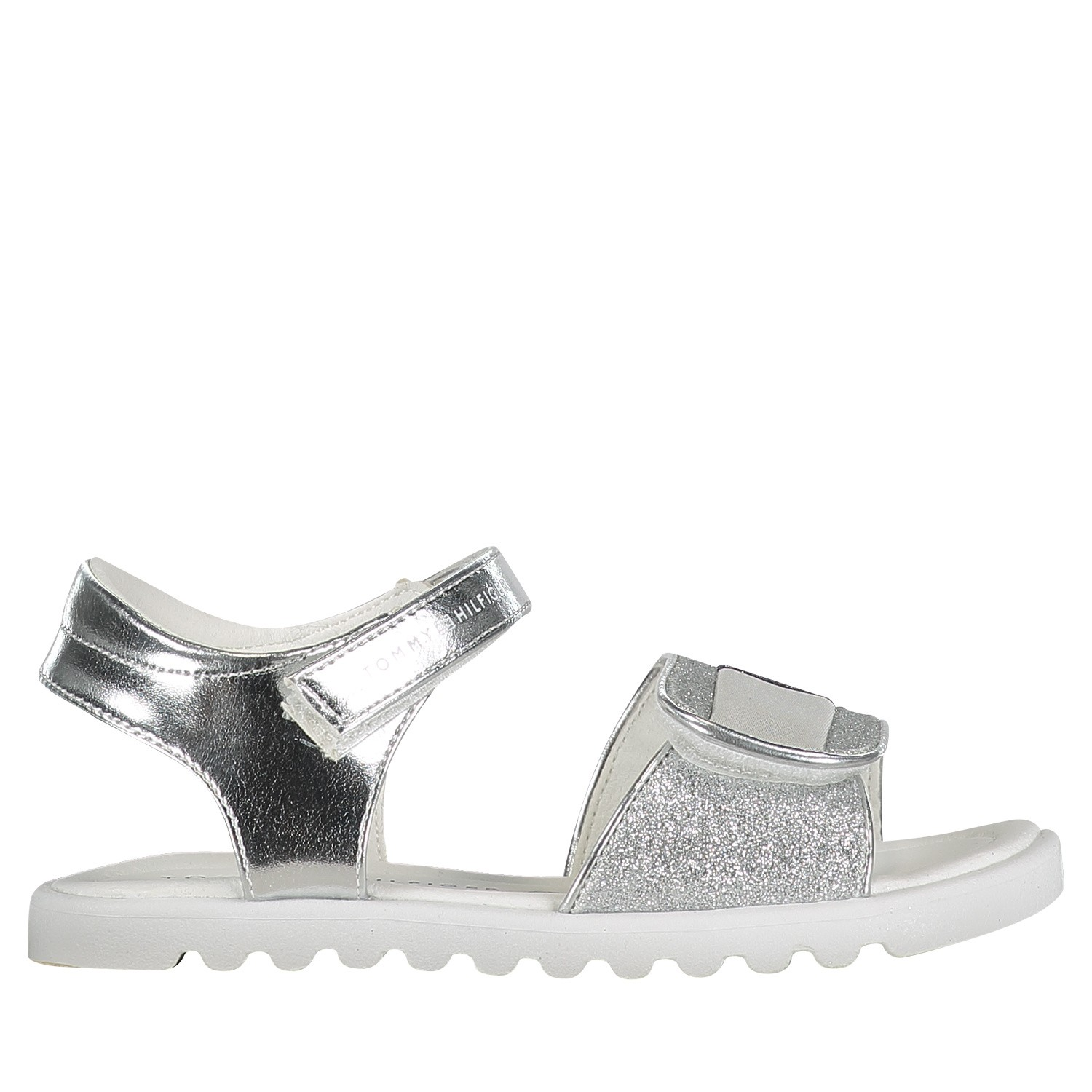 Picture of Tommy Hilfiger 30370 kids sandals silver