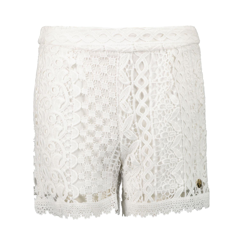 Afbeelding van Jacky Girls JG210411 kinder shorts off white