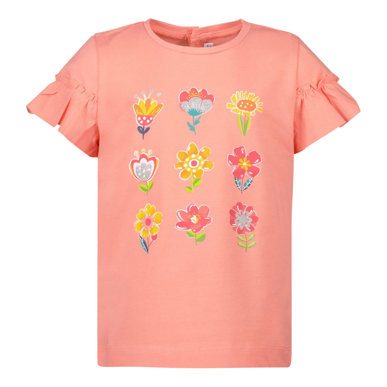Afbeelding van Mayoral 1082 baby t-shirt koraal