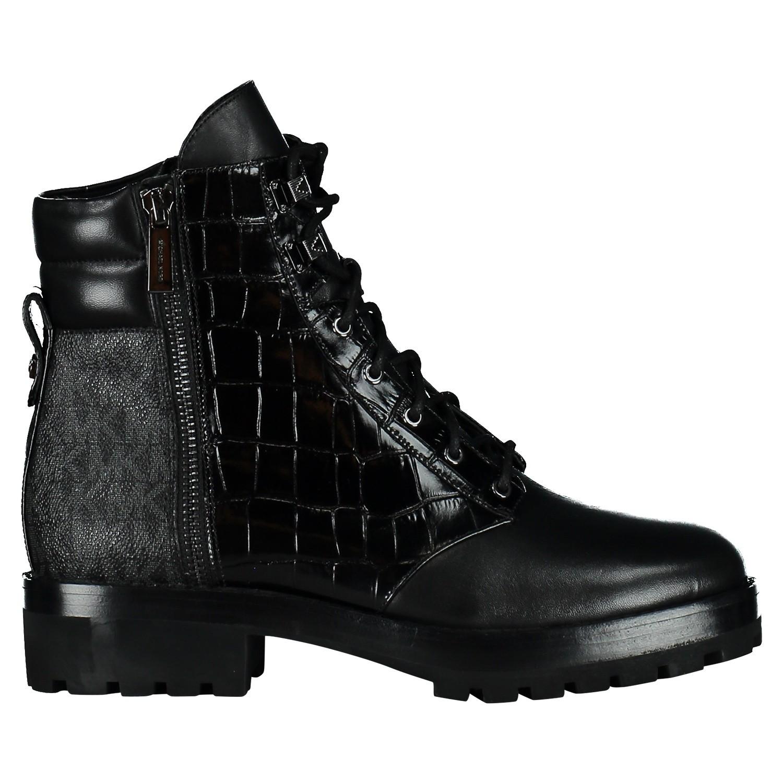 Afbeelding van Michael Kors 40F8RSFB6L dames laarzen zwart