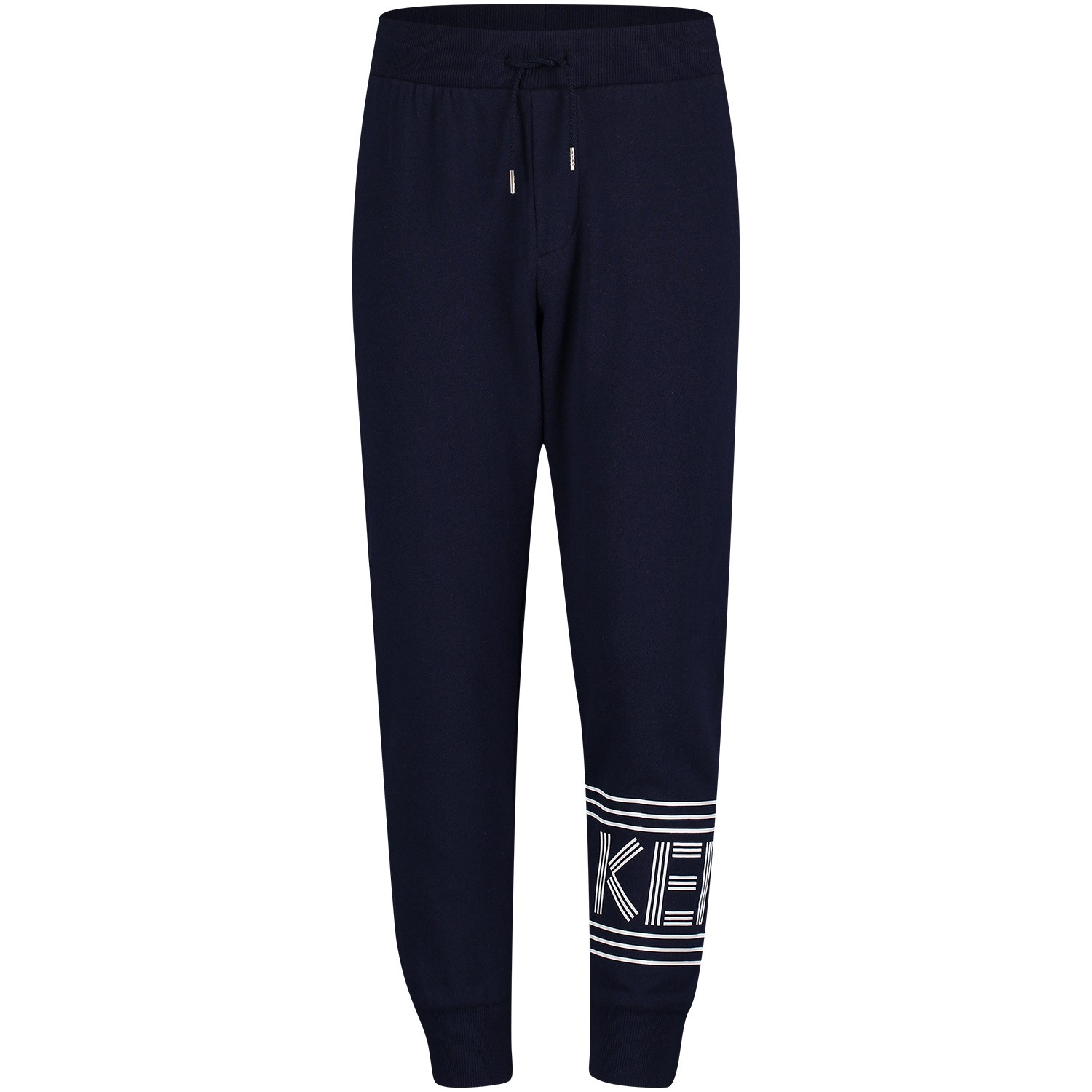 Picture of Kenzo KN23538 kids jeans navy