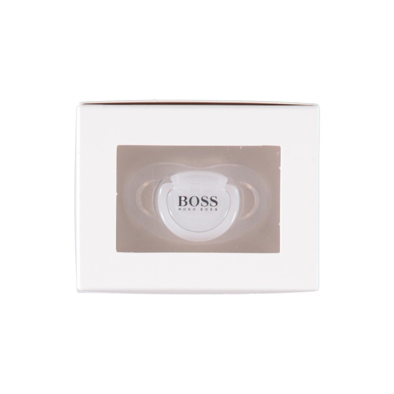 Afbeelding van Boss J90Z03 baby accessoire wit