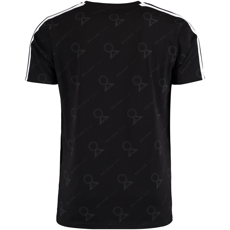 Afbeelding van Believe That BLVTTS180606 heren t-shirt zwart
