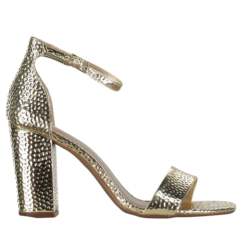 glad scheiding schoenen speciale sectie Katy Perry KP0789 dames sandalen goud