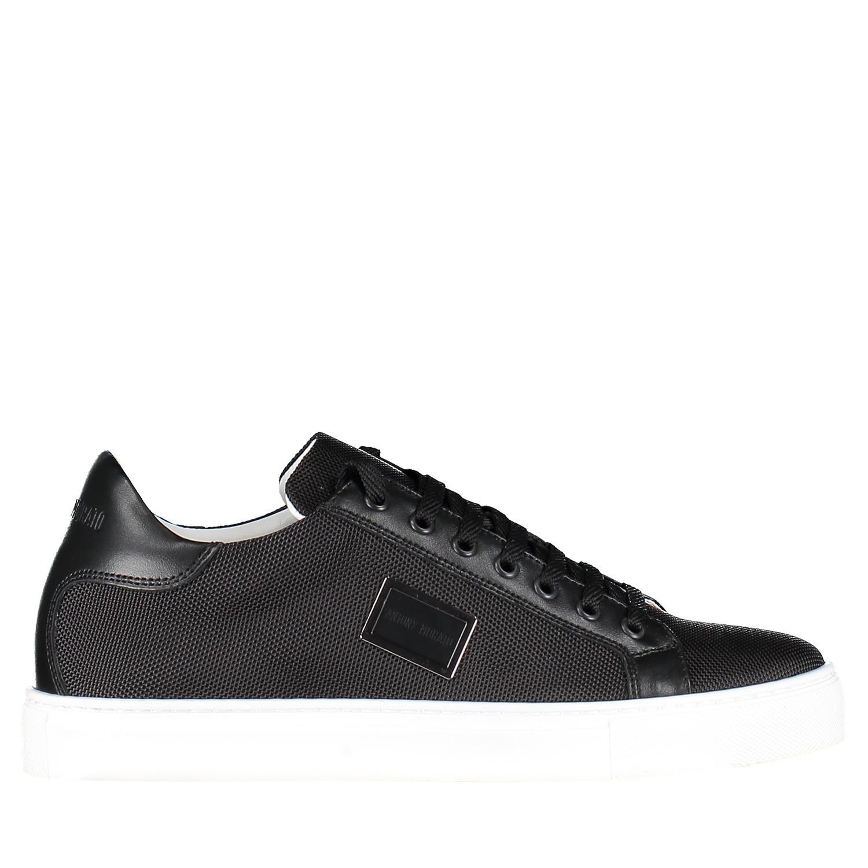 Afbeelding van Antony Morato MMFW01117 heren sneakers zwart