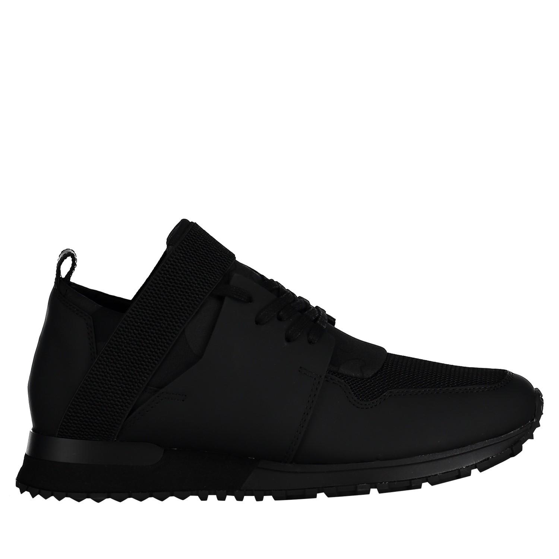 Afbeelding van Mallet TE1016 heren sneakers zwart