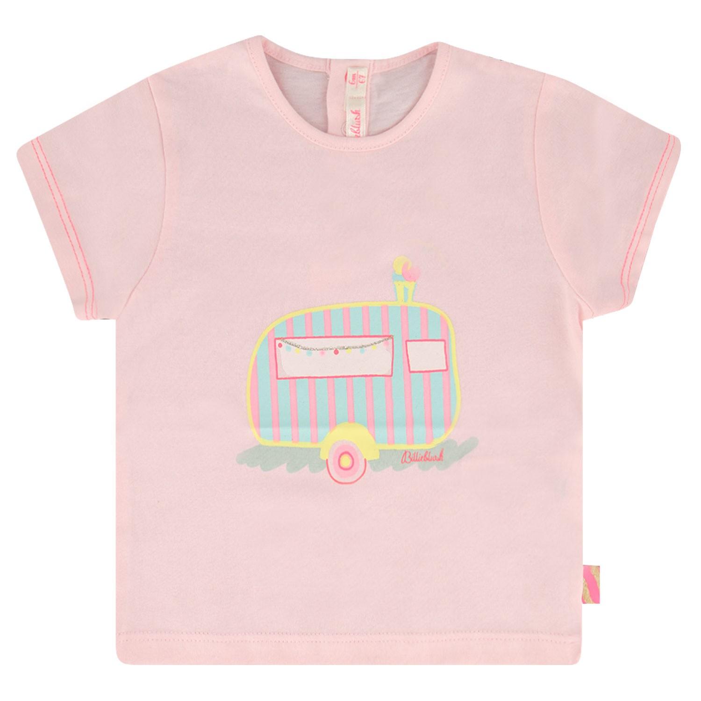 Afbeelding van BillieBlush U05320 baby t-shirt licht roze
