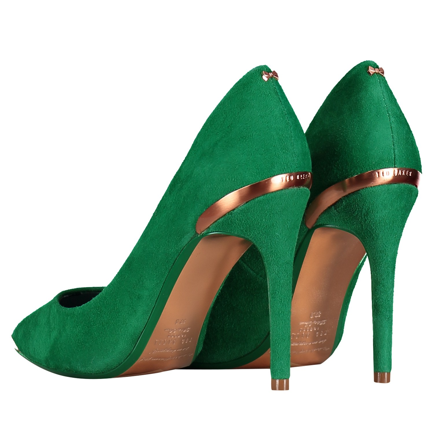 96926369303a Ted Baker 918163 Dames Green at Coccinelle