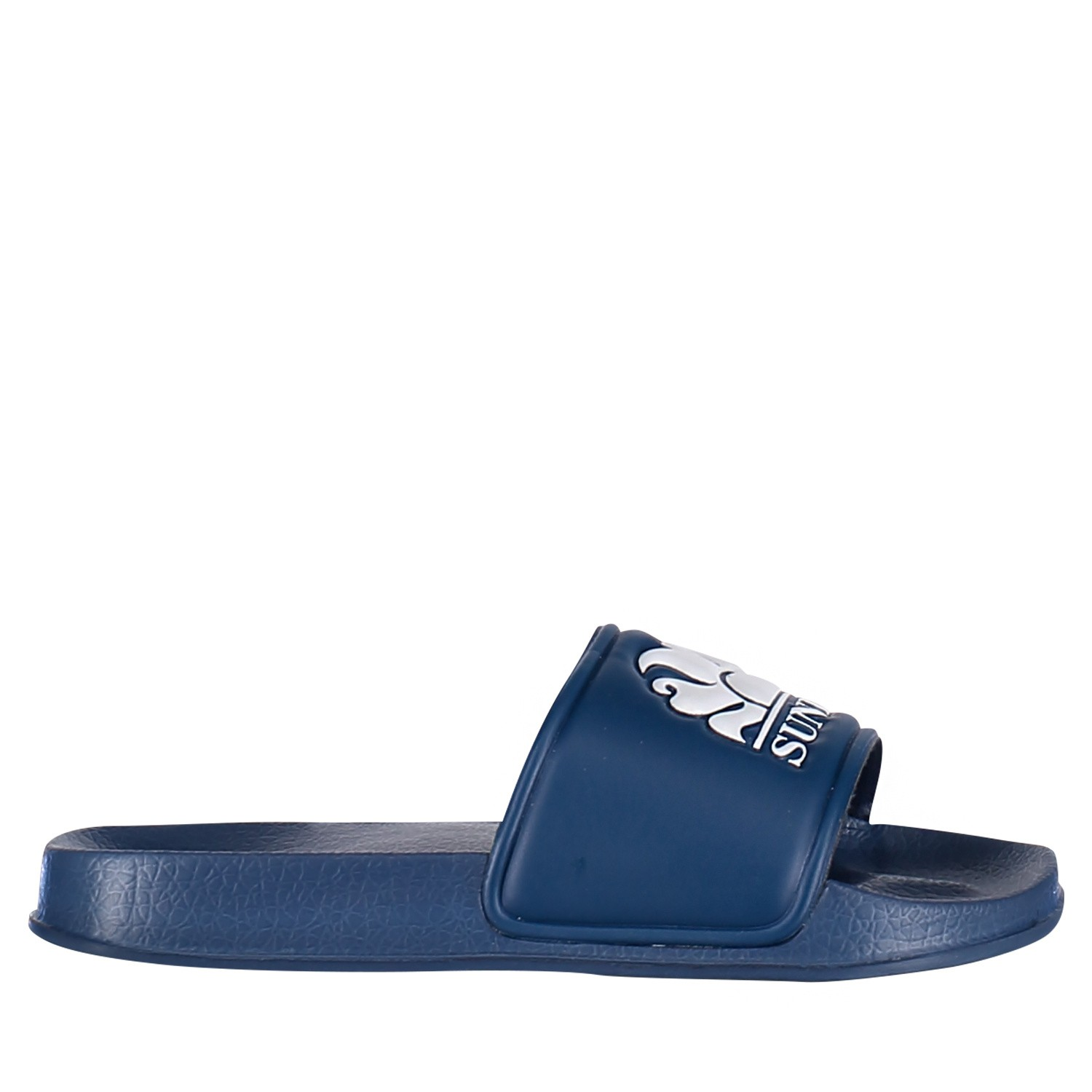Picture of Sundeck AB338ASPV100 kids flipflops navy