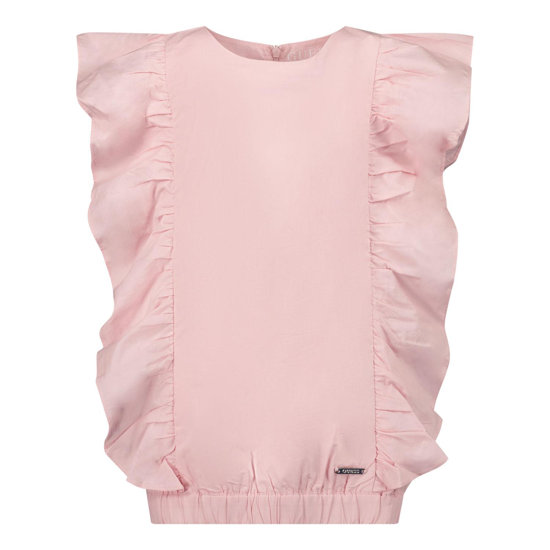 Afbeelding van Guess K1GK25 kinderjurk roze