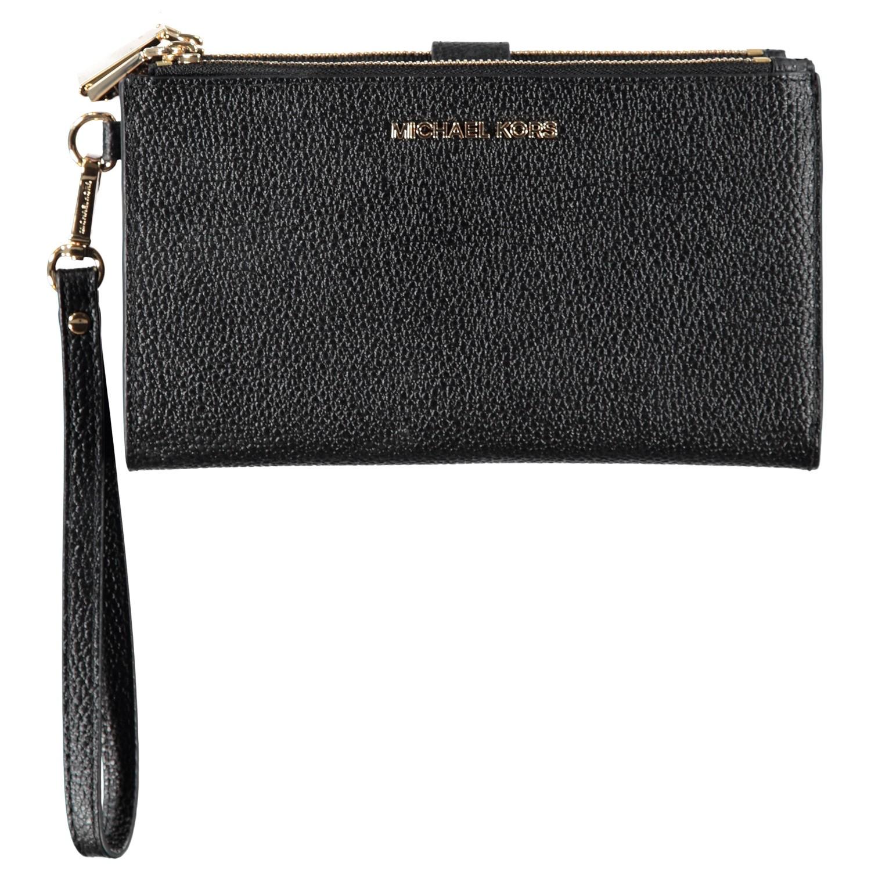 841fdf73def Michael Kors 32T7Gafw4L dames dames portemonnee zwart bij Coccinelle