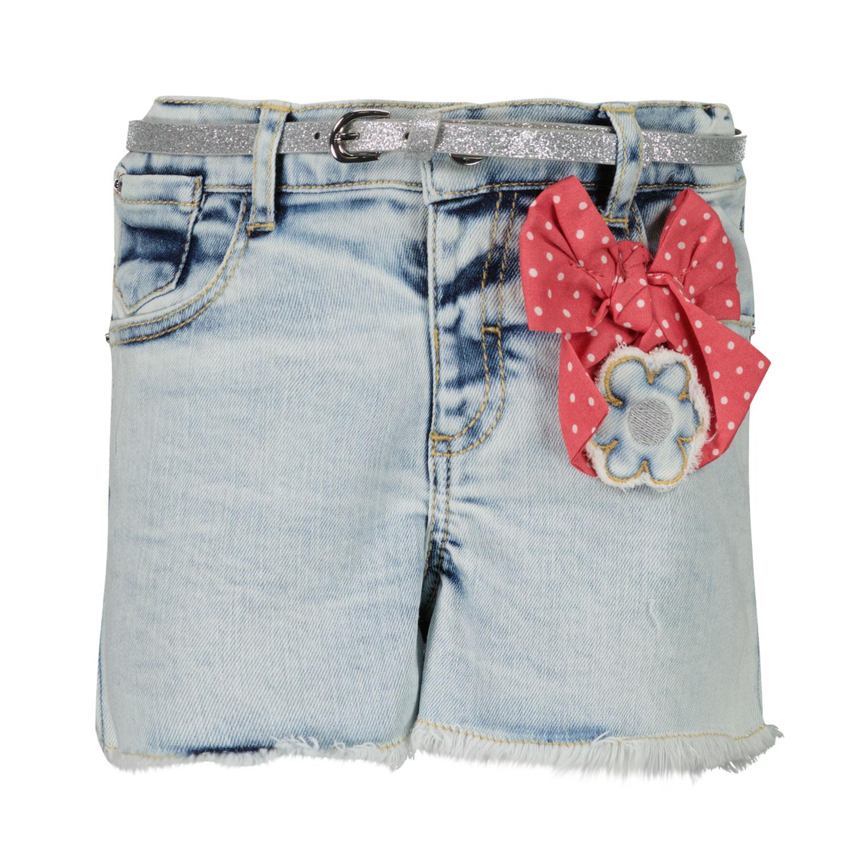 Afbeelding van Mayoral 1237 baby shorts jeans