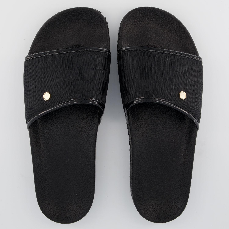 Afbeelding van Cruyff CC7640191790 heren slippers zwart