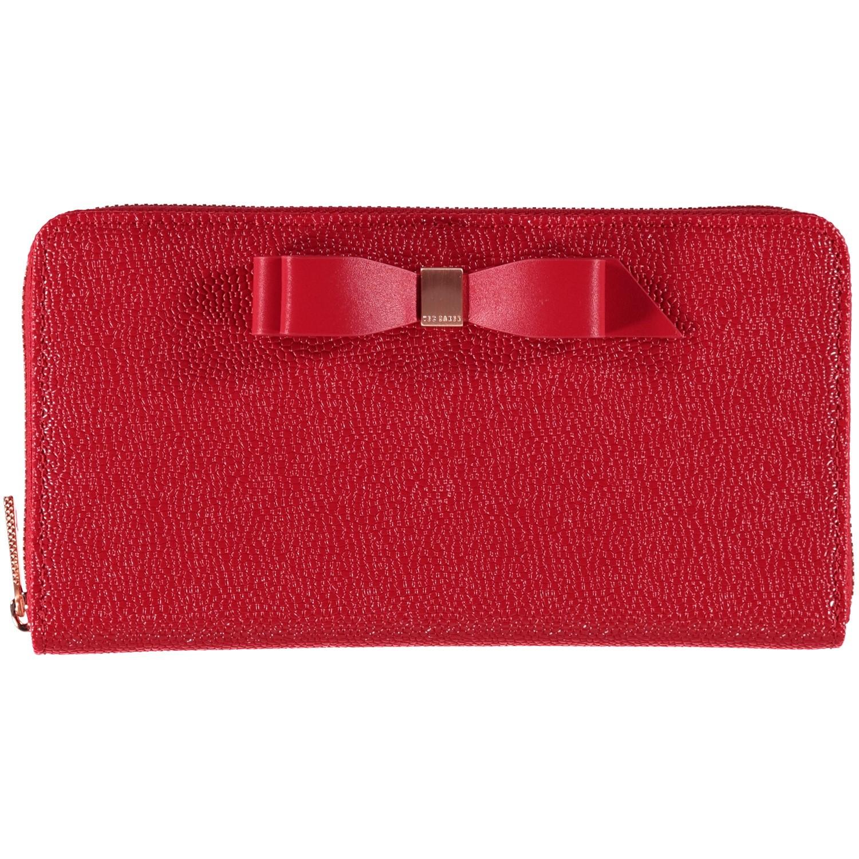 Afbeelding van Ted Baker 150982 dames portemonnee rood
