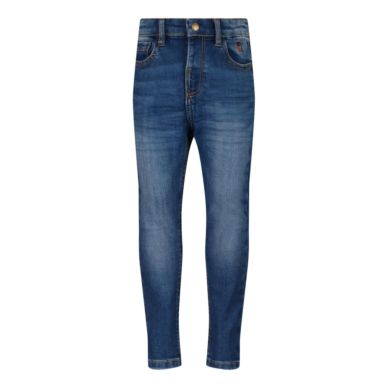 Afbeelding van Mayoral 2530 babybroekje jeans