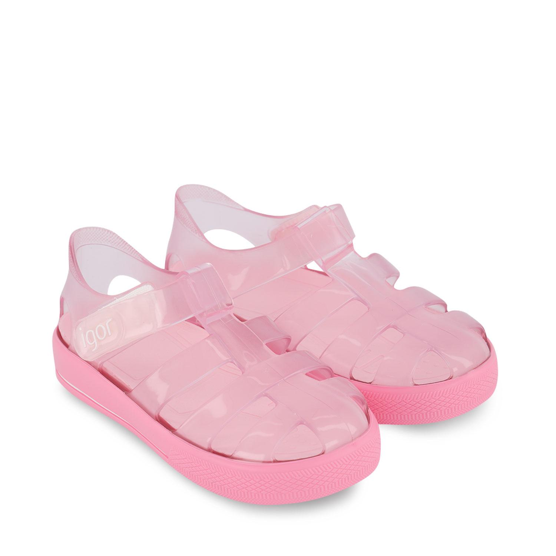 Afbeelding van Igor S10245 kindersandalen licht roze