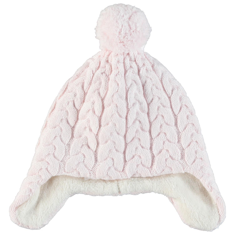 Afbeelding van Tartine et Chocolat TM90051 babymutsje licht roze