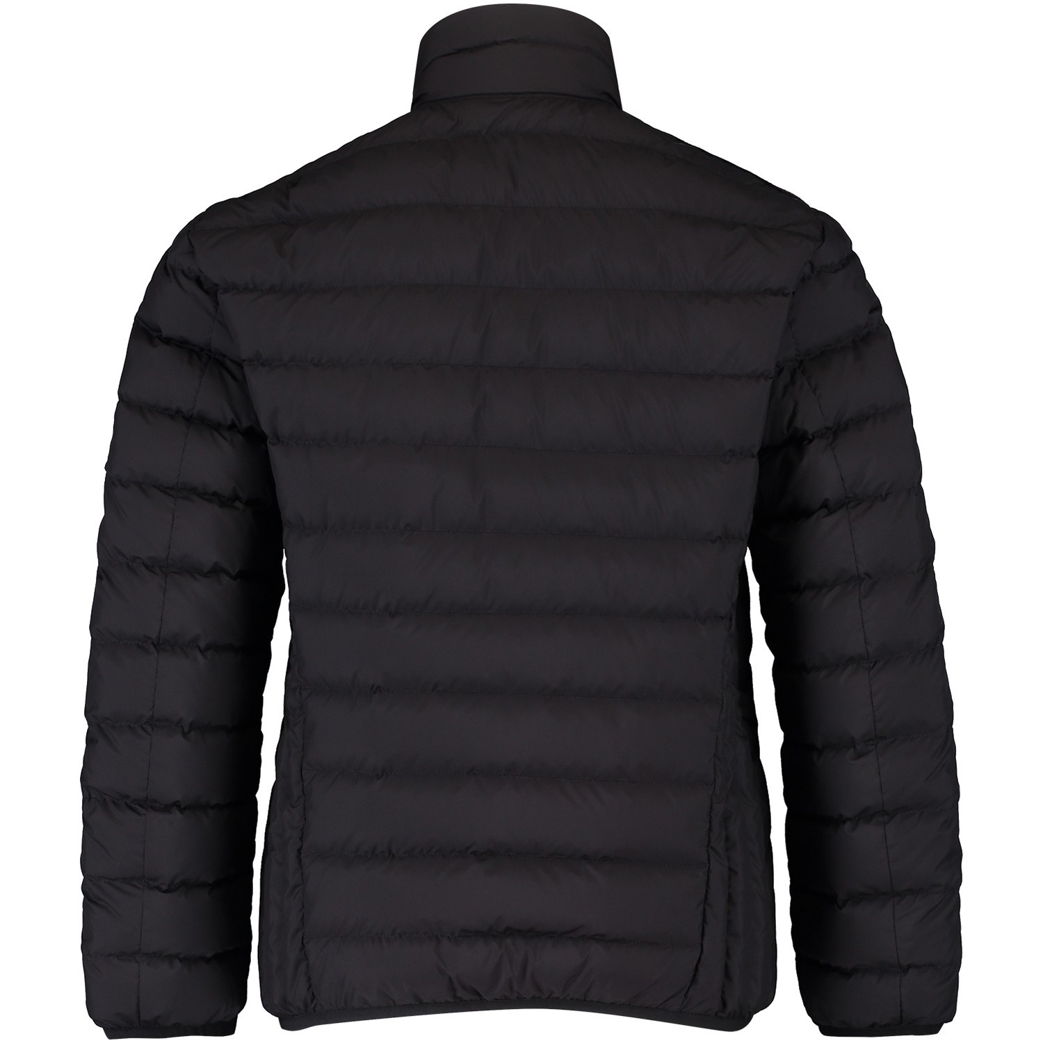 Picture of Parajumpers UGO kids jackets black